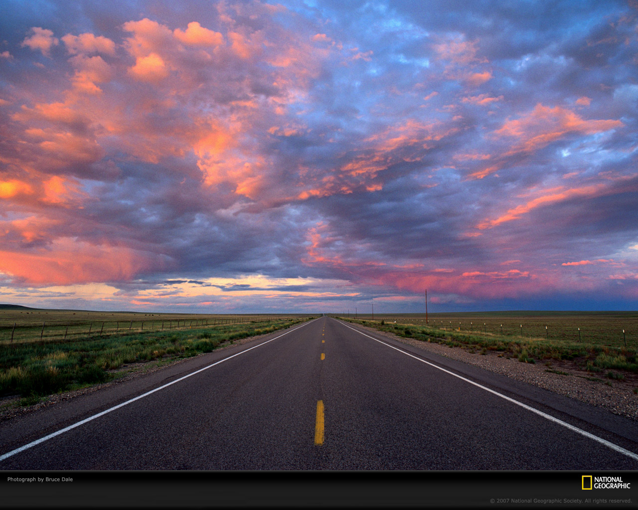 National Geographic Landscape Wallpapers Go To The World