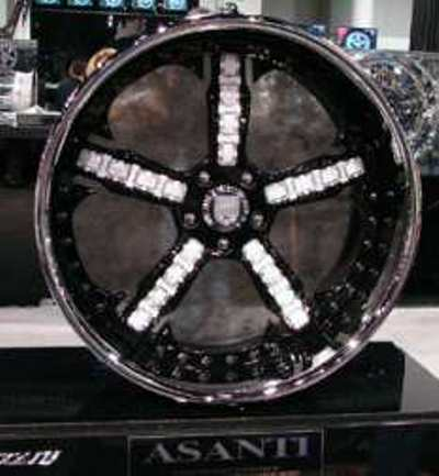 Rims  on Most Expensive Car Wheel Rims   Most Expensive
