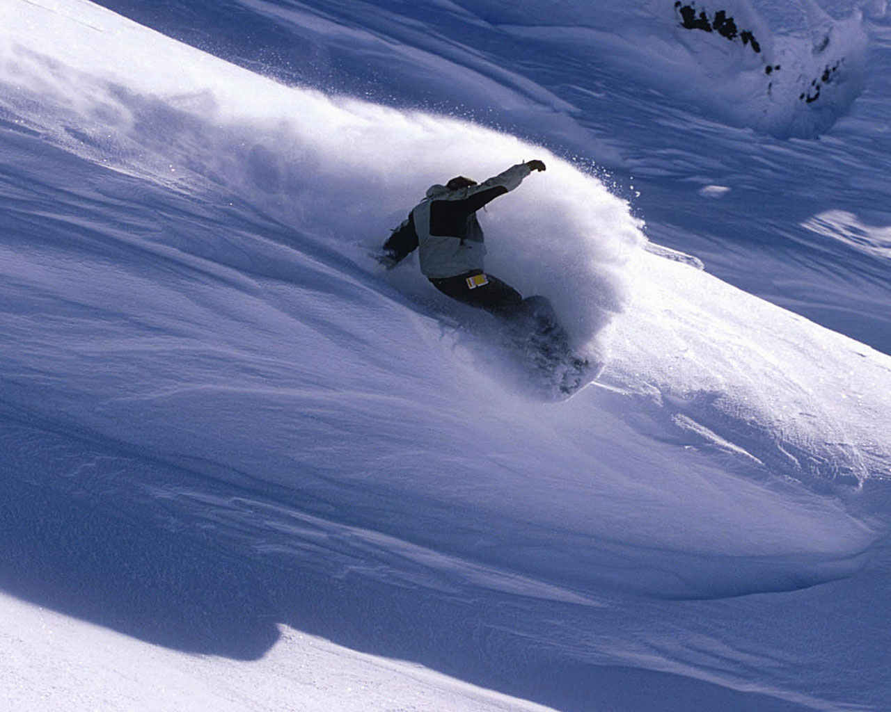 Mammoth Mountain Wallpaper #2 1280 x 800. Snowboarding Wallpapers