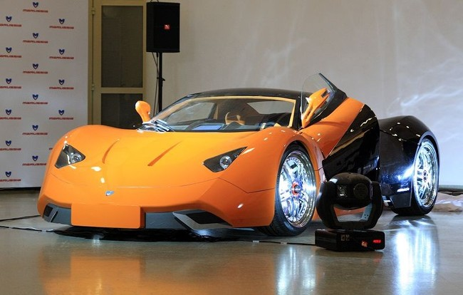 Introducing Marussia   Cool Car From Russia Seen On  Www.coolpicturegallery.us