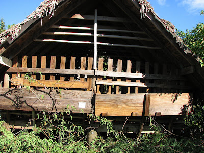 ECHOs Goat House Was Their Working Solution An Elevated Structure Made Of Found Materials Or Available Wood It Is Large Enough To Comfortably Accomodate
