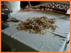 ravioli e tagliatelle arlecchino -parte 2-