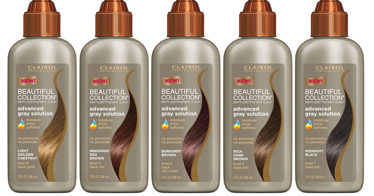Hairlyobsessed Product Review Clairol Beautiful Collection