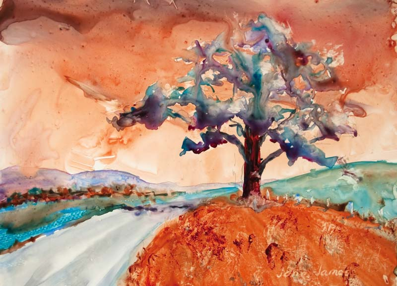 art by jane james quottetradquot paintings