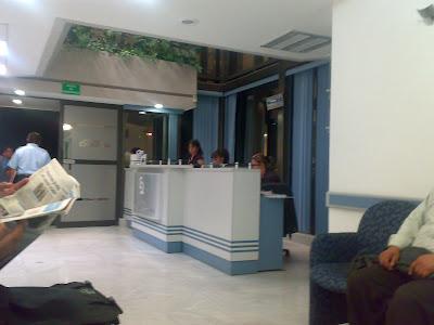 centro quirurgico satélite