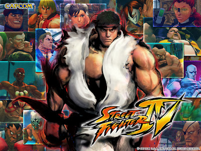 Street Fighter IV Wallpapers IV