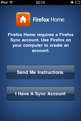 Firefox Home is here...