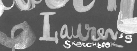 Lauren's Sketchbook