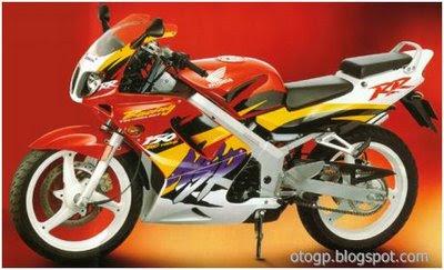 Honda NSR 150 RR Sport Bike1