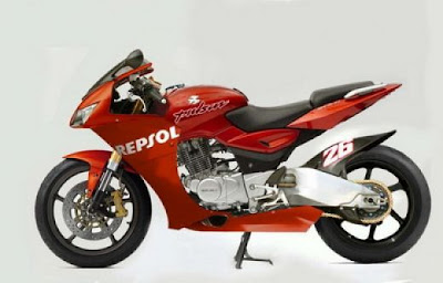 Bajaj Pulsar 220 Red Motosport Modification2