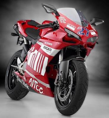 Ducati 1098 Alice