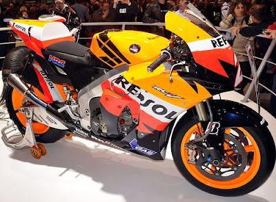 Honda RC212V Repsol MotoGP2
