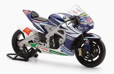 Honda Gresini San Carlo MotoGP3
