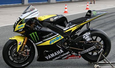 Yamaha Monster Tech 3 Team MotoGP2