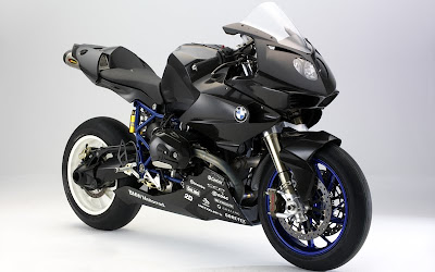 New BMW Black Sport Bike1