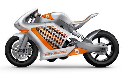 Motozysz Zero C5 The Future Motosports