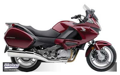 New Honda NT700V Brown Sport 2010