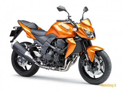 New Kawasaki Z750 Cool Street Fighter 2010