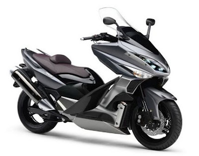 New Yamaha T-Max Super Sport 2010 1