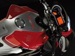 New MV Agusta Brutale 1090RR Red Sportbike 2010 2