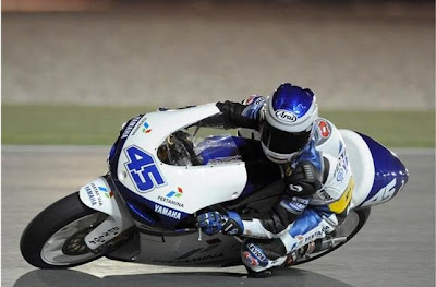 Yamaha Doni Tata Pradita MotoGP 250 CC 2