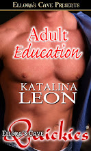 Adult Education Katalina Leon Ellora's Cave Quickies Available now.
