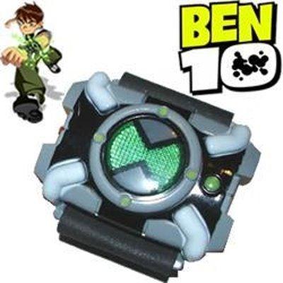 ALE Y BEN 10