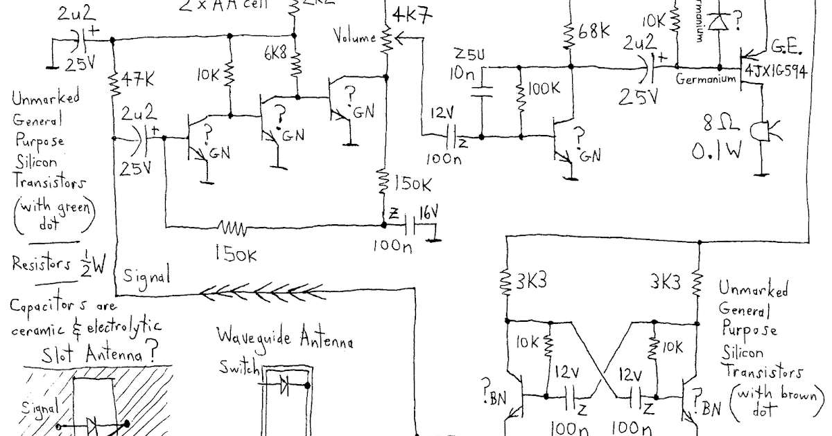 electronic devices and circuits  electronic circuit radar detector