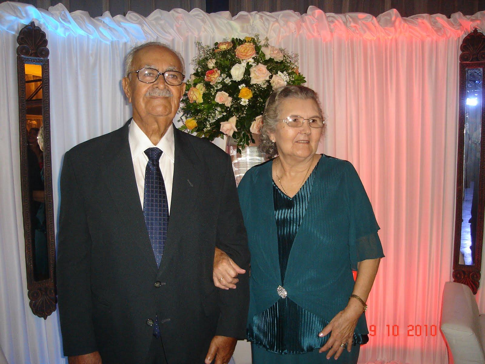 Eventos: Aniversário de 80 Anos de Mª de Lourdes e JoseFiel Cruz