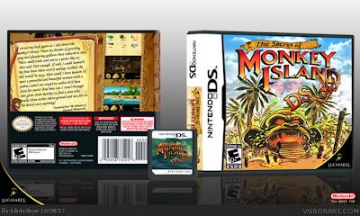 Monkey Island Ds