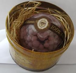 Sabonete glicerinado com fragancia de uva