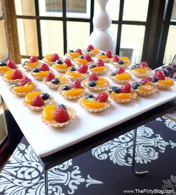 how to make fruit tart cake