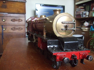 Princess Royal Class Locomotive Model