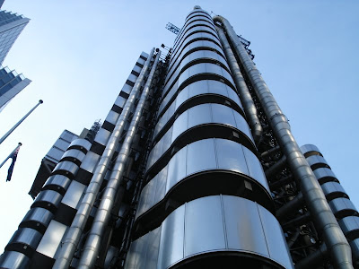 Lloyds Building London HDR