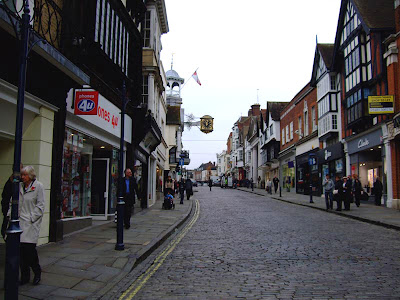 Quick Trip To Guildford