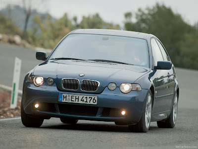 BMW pictures and wallpapers: 2003 BMW 325ti Compact