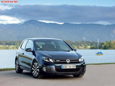 2010 Volkswagen Golf Gtd. 2010 Volkswagen Golf GTD