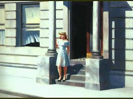 """""""Horário de Verâo"""" de Hopper"""