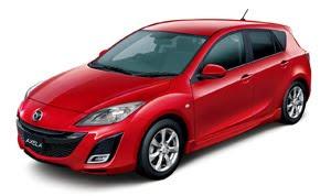 2010 Mazda Axela Sport 1.5 S Style 90th Anniversary Edition