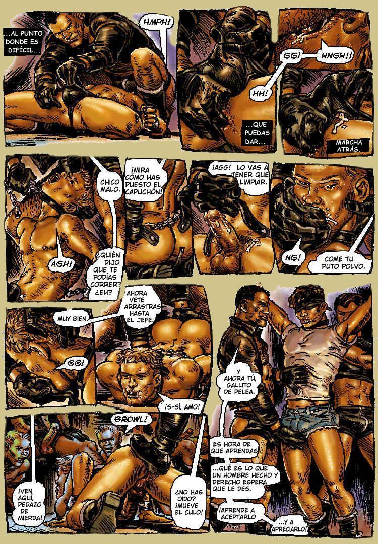 Slave Gay BDSM