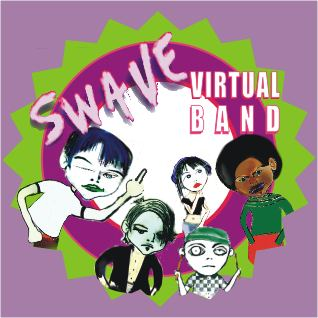 SWAVE - Banda Musical en Animación o Banda Virtual