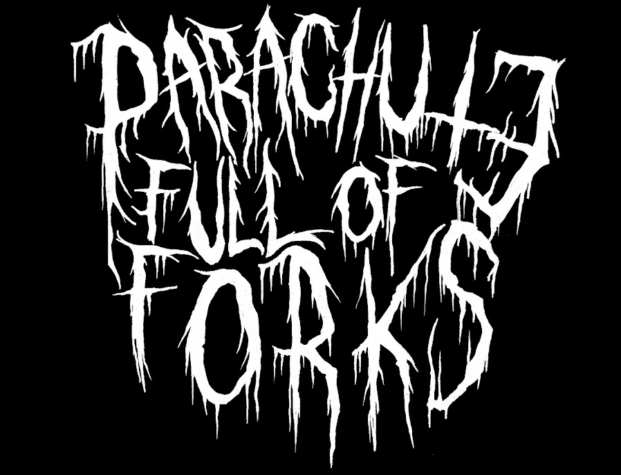 Parachute Full Of Forks