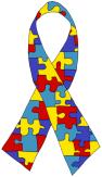 Autism-bandet till stöd för autistiska barn