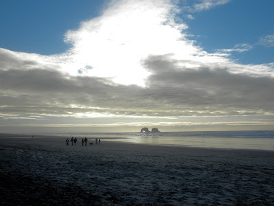 photo of rockaway beach oregon
