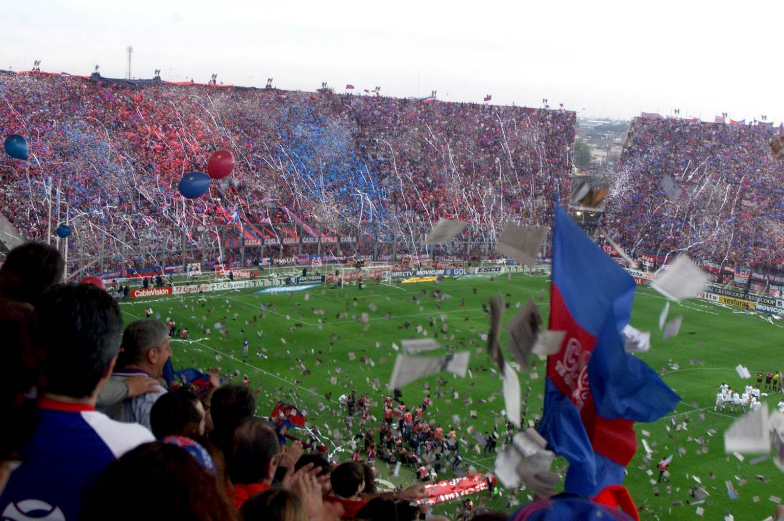 campeon 2001
