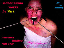Videotrauma Works (Cover)