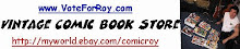 Vote4Roy`s Comic Book Store