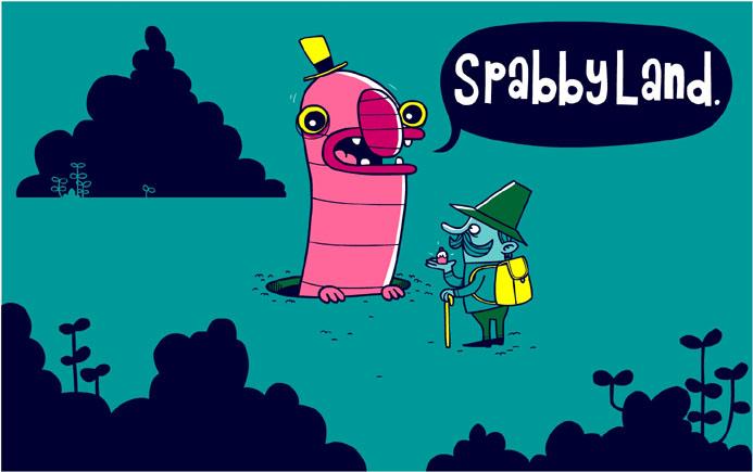 Spabbyland