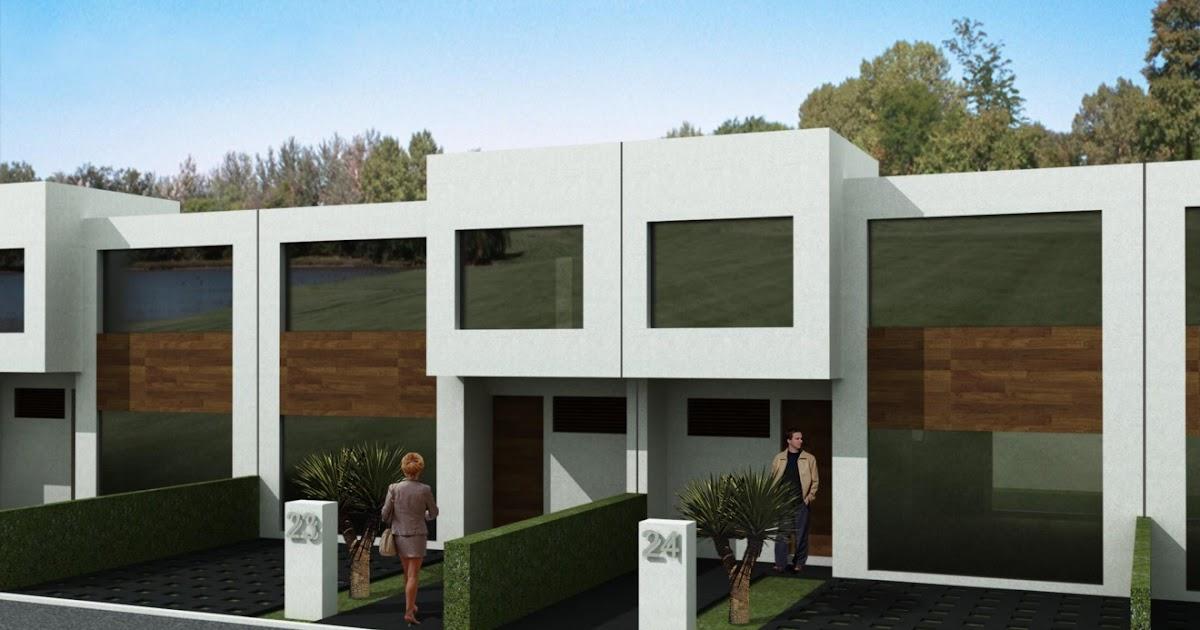Modelos de casas dise os de casas y fachadas peque as for Modelo de fachadas de viviendas