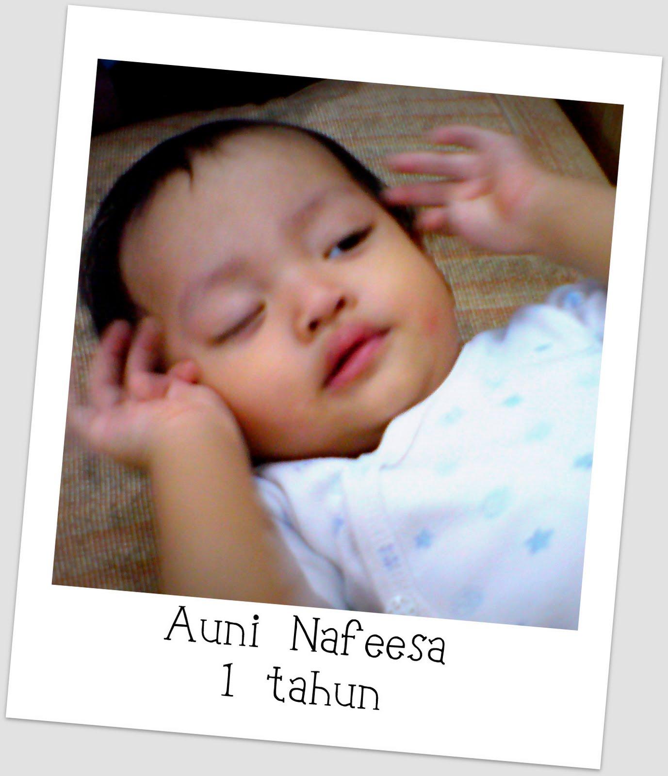 Nama Auni Nafeesa Binti Mohd Fikry
